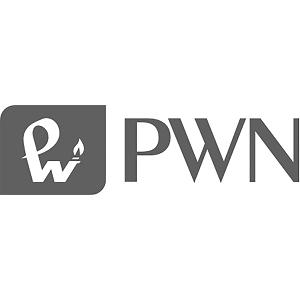 PWN logo czaarne