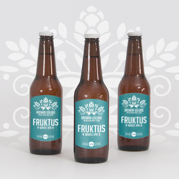 Projekt etykiety dla piwa domowego