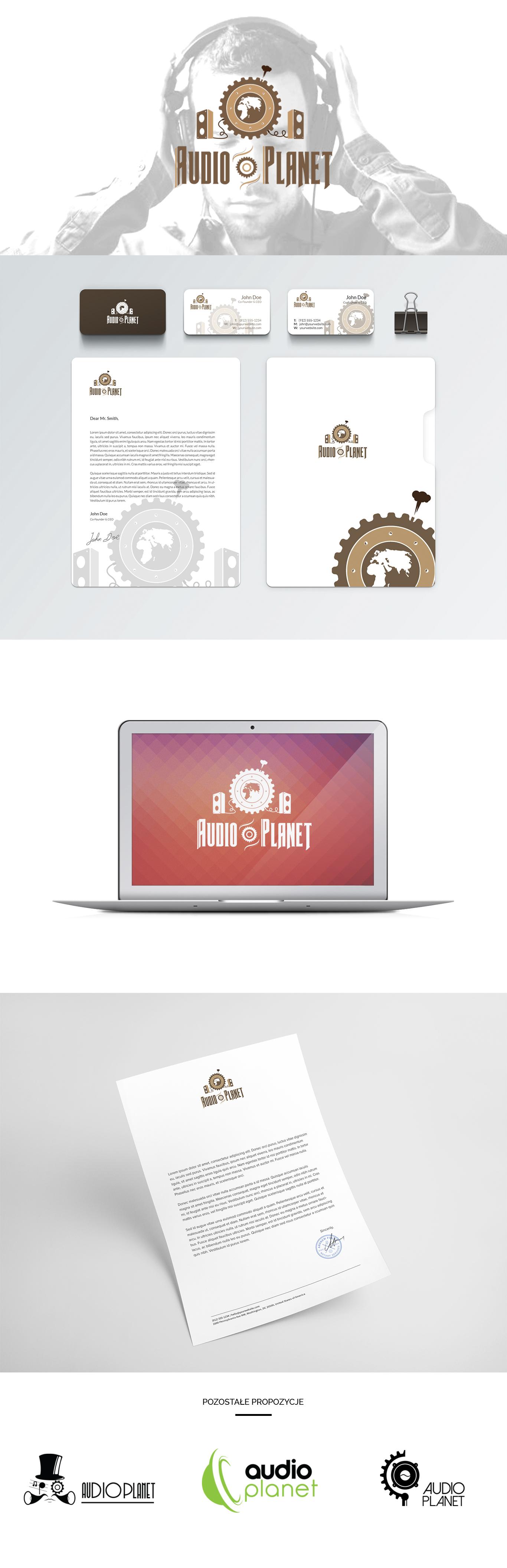 Logo, wizytówki, identyfikacja wizualna