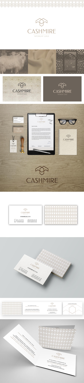 cashmire logo akcydensy wizytowki papier firmowy