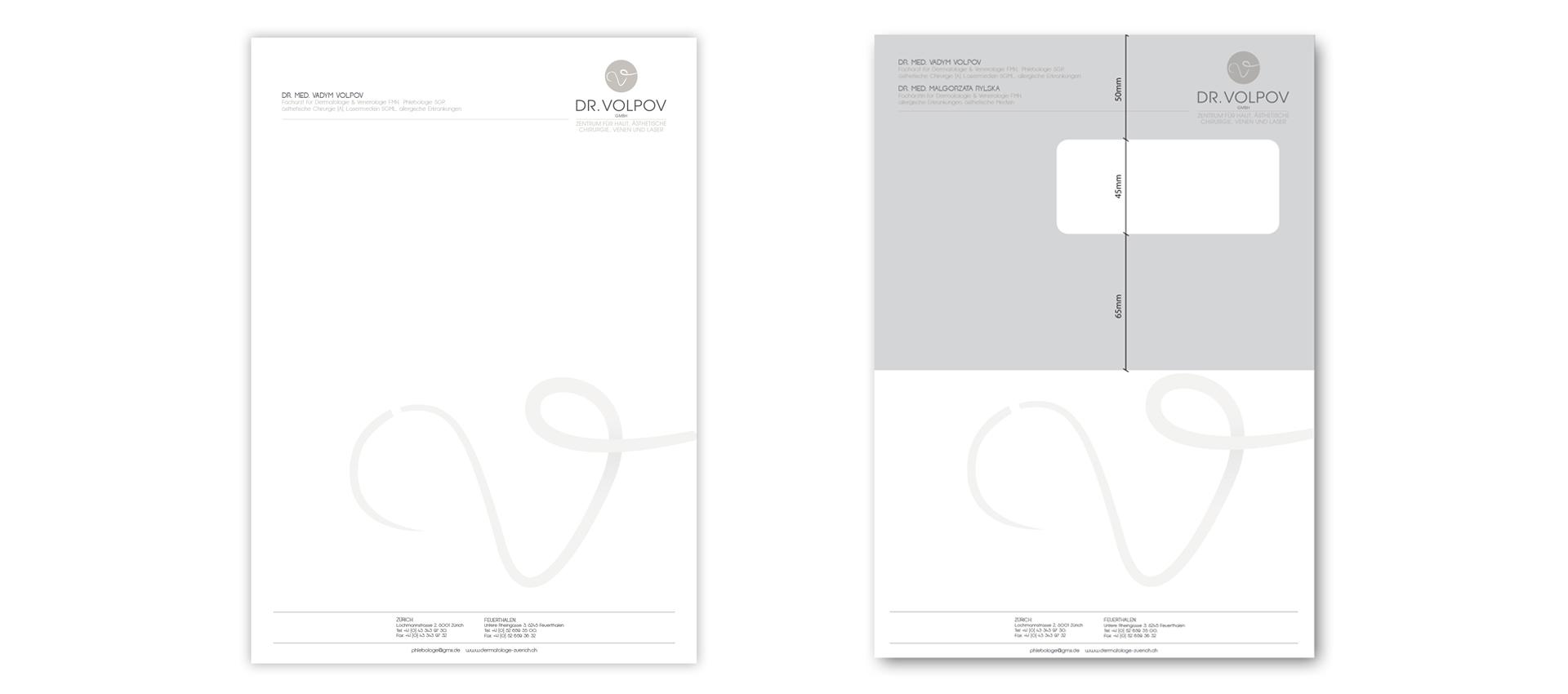 volpov papiery firmowe
