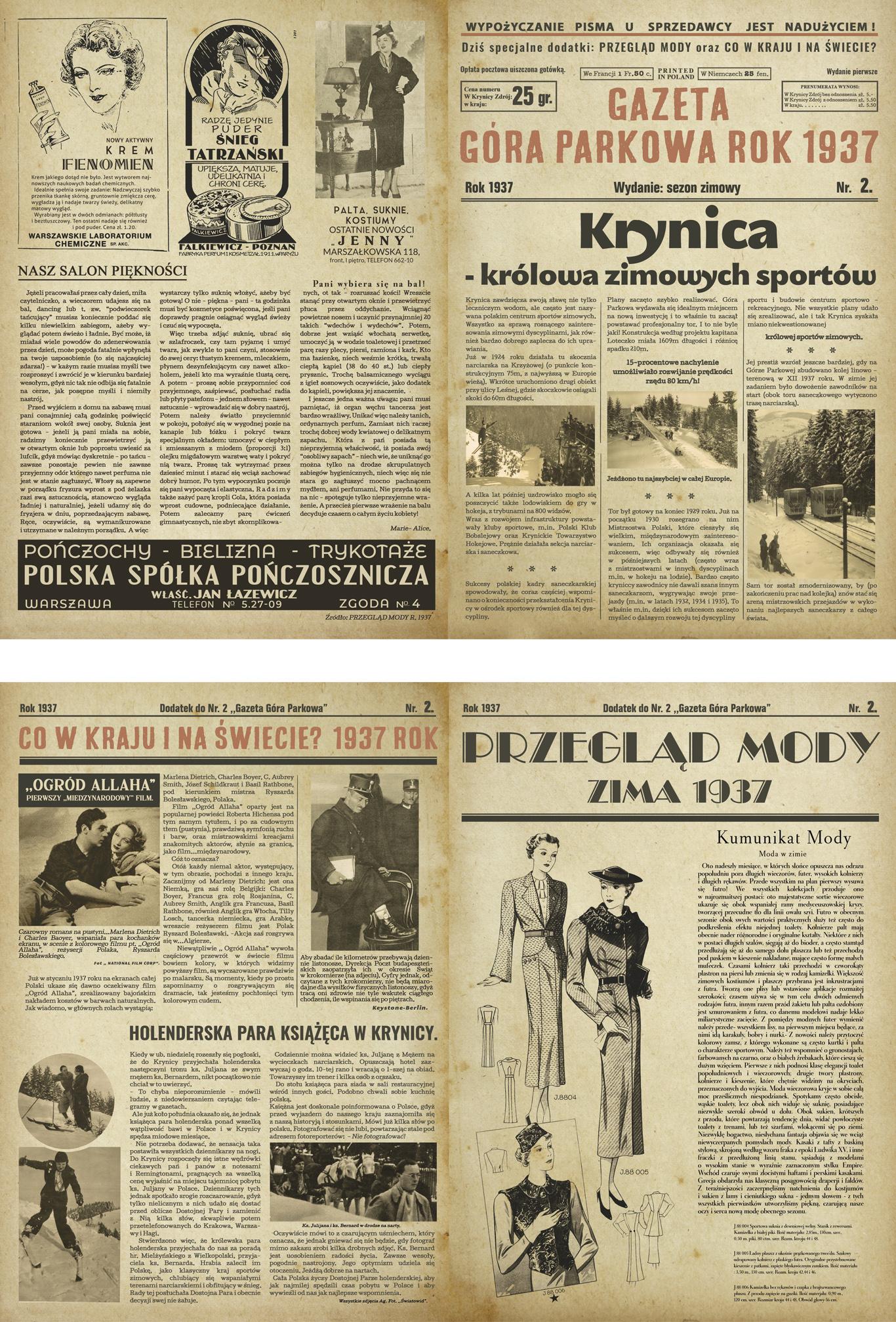 gazetka pkl edycja zimowa