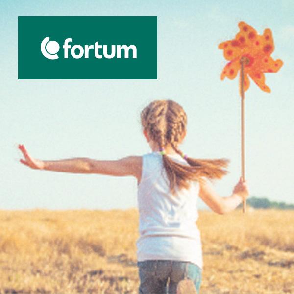 Oferty handlowe – Fortum, prąd i gaz