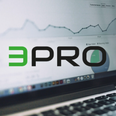 rebranding 3pro logo icon2