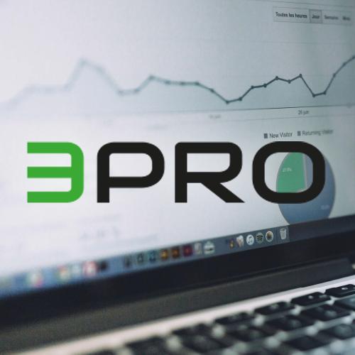 Rebranding firmy IT – 3PRO